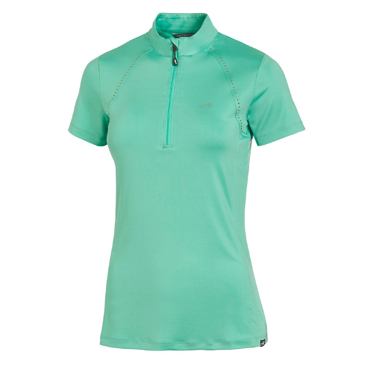 Schockemöhle Summer Page Style Ladies Functional Shirt, Opal