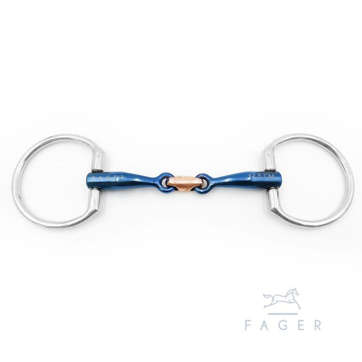 Fager Oscar Titanium Fixed Rings