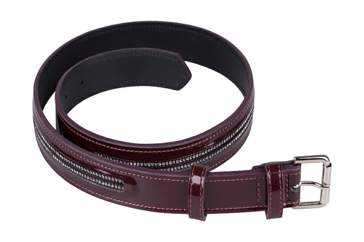 Fair Play Belt HEMATYT Burgundy