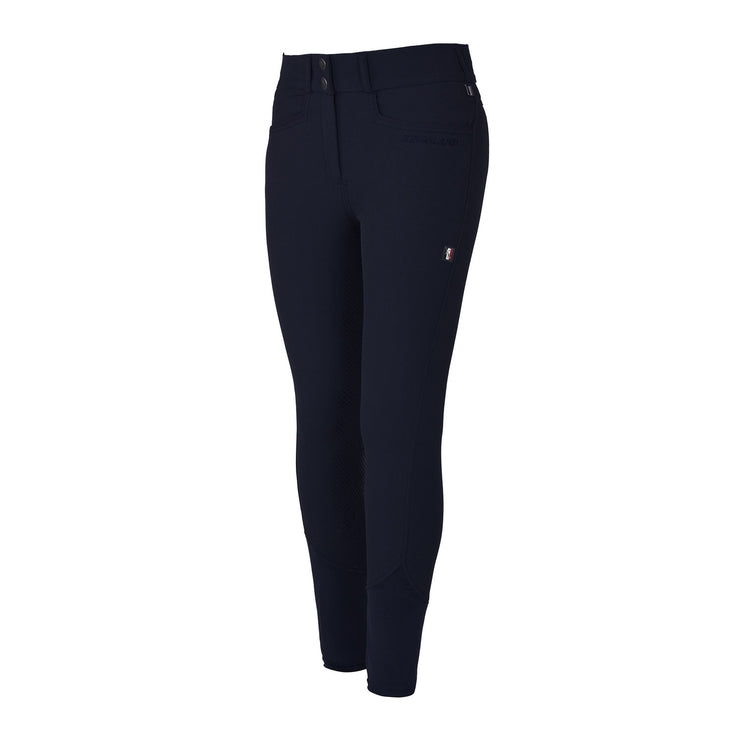 Kingsland Kadi E-TEC Full Grip Breeches, Navy