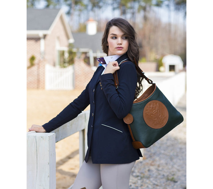 Tucker Tweed The Tweed Manor Tote: Foxhunting