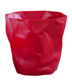 Essey Bin Bin Wastebasket in Red