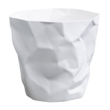 Essey Bin Bin Wastebasket in White