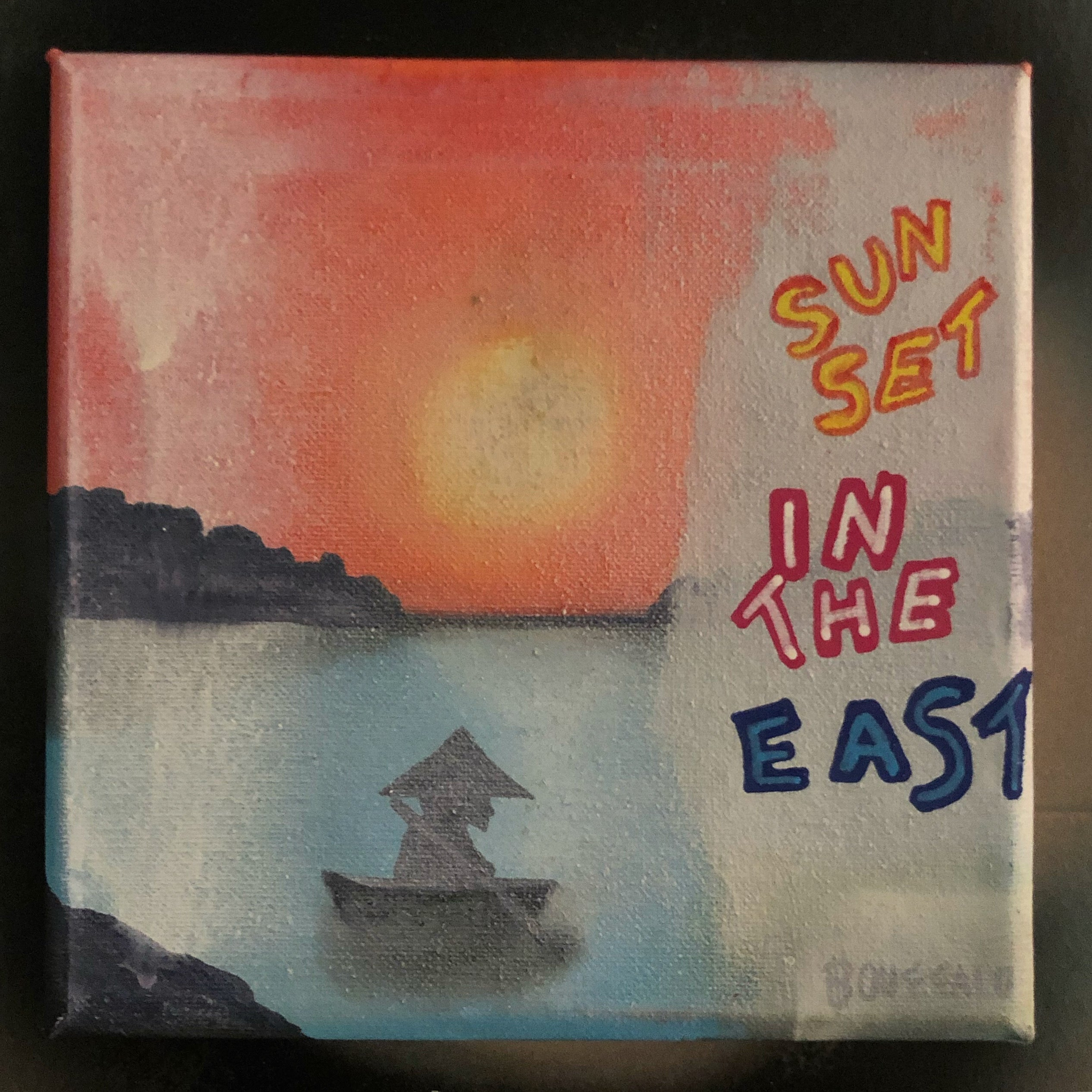 Sunset in the East - Bouffalo (2018)