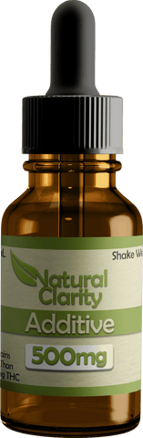 natural clarity 500 mg additive