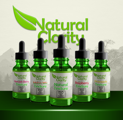 Natural Clarity Tincture