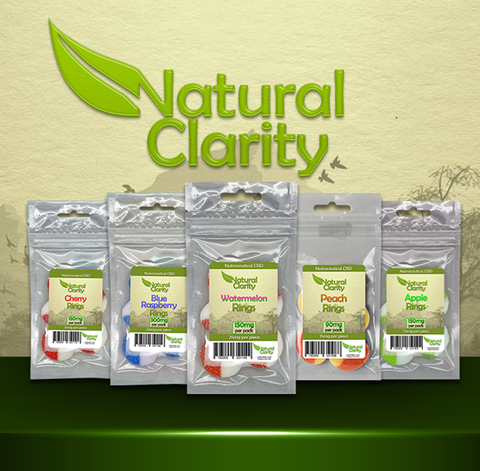 Natural Clarity Edible Candy