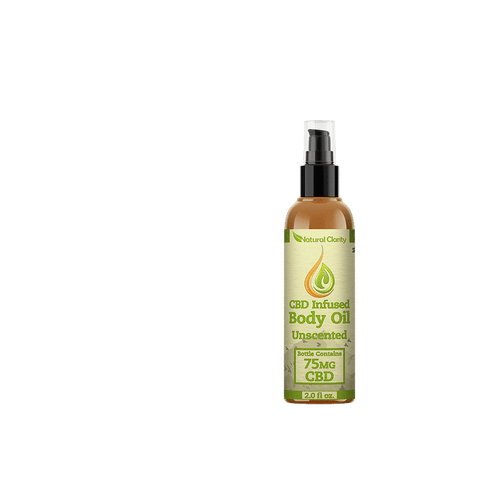 Natural Clarity CBD Body Oil