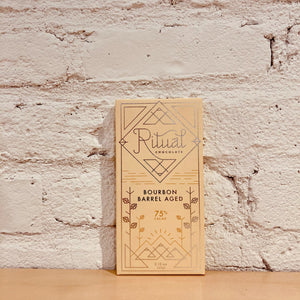 Ritual Bourbon Barrel Aged Chocolate