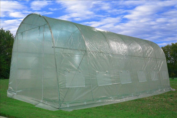Greenhouse 20 X10 Round Top Walk In Nursery Deltacanopy