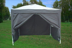 CS 10'x10' Black - Pop Up Tent