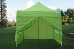 E Model 10'x10' Emerald - Pop Up Tent