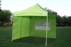 F Model 10'x10' Emerald - Pop Up Tent Pro