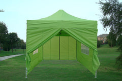 E Model 10'x15' Emerald - Pop Up Tent