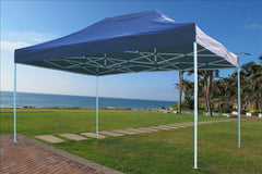 E Model 10'x15' Navy Blue - Pop Up Tent
