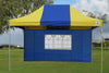 E Model 10'x15' Blue Yellow - Pop Up Tent