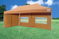 F Model 10'x20' Burnt Orange - Pop Up Tent Pro