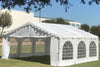 Budget PVC Party Tent 20'x16' - White - Heavy Duty Wedding Canopy Shelter
