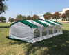 Wedding Party Tent Canopy Shelter - Color Tents - 32'x16' Budget PVC Tent