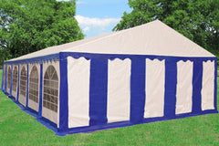 PE Party Tent 40'x20' - Dual Colors