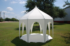 9'x9' Octagonal Polyester Tent Canopy Shade Shelter for Children