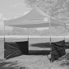 Set of Two Half Walls - for Pop Up Tent Canopy Shelter 10'x10', 10'x15', 10'x20'