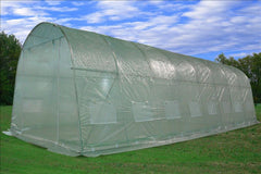 Greenhouse 26'x12' - Round Top Walk-in Nursery