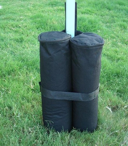 Weight Bag Set / Sand Bags for Pop up Tent or Party Tent - 6 Pcs