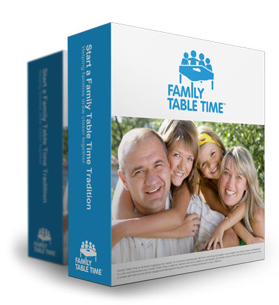 Family Table Time 12-month Subscription