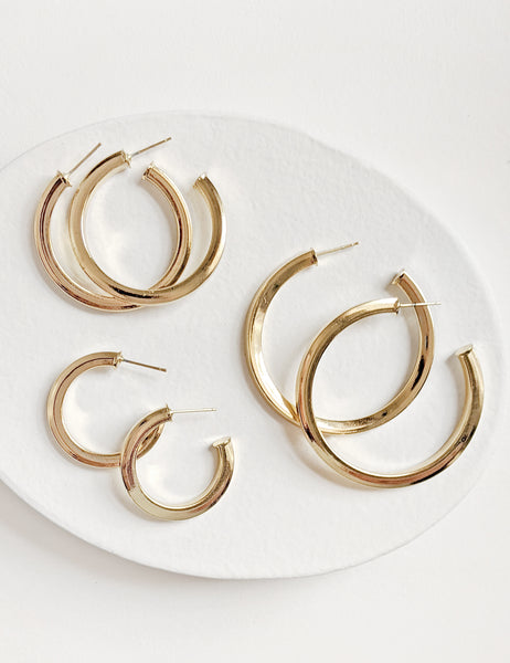 Callie Hoops | More Sizes