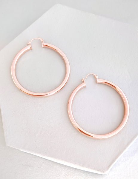Tube Hoops | More Colors