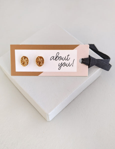 Wal(NUTS) About You Earrings