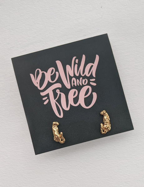 Wild and Free - Tiny Leopards