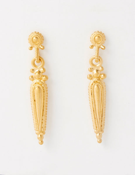 Partisan Spear Earrings