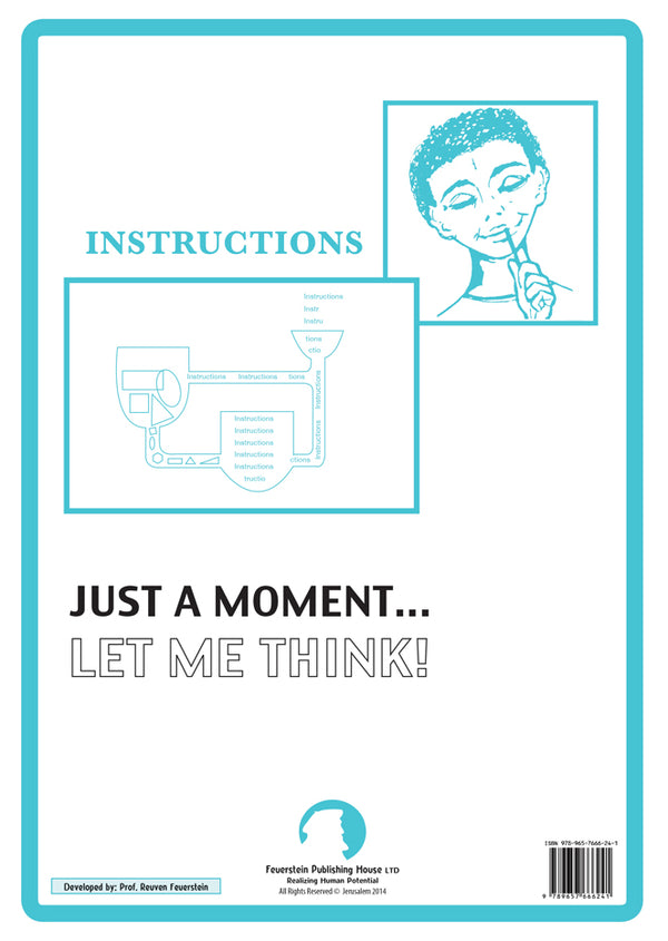 Student : Instructions