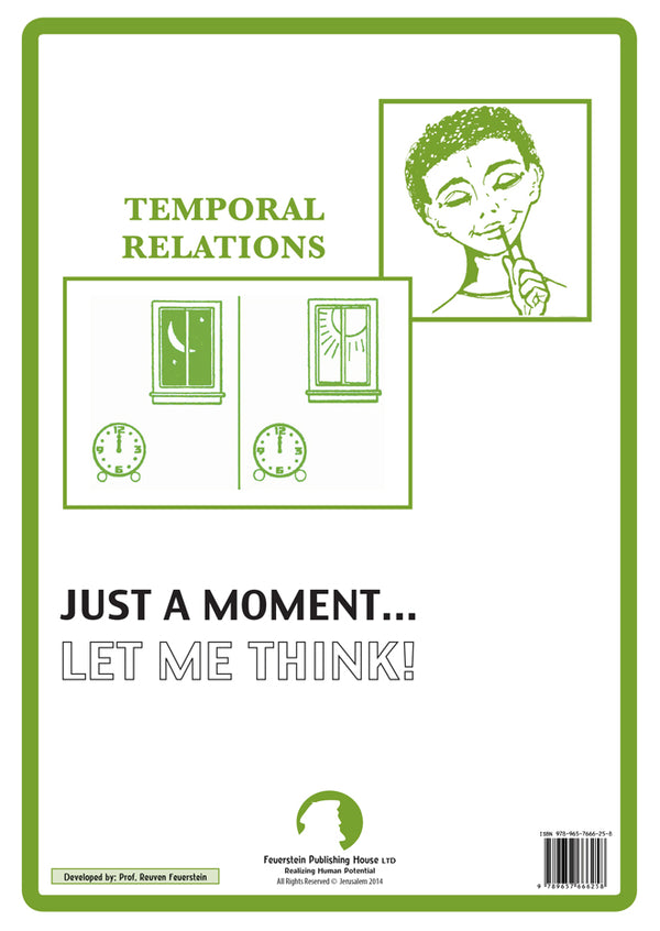 Student : Temporal Relations