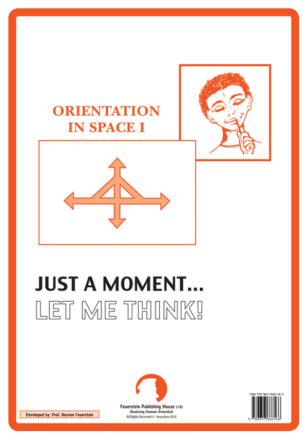 Student : Orientation in Space I