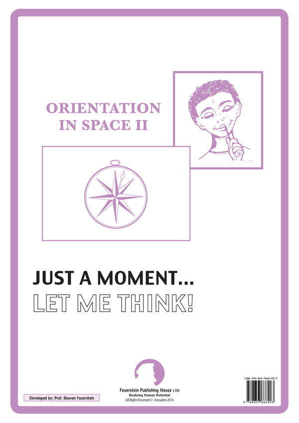 Student : Orientation in Space II