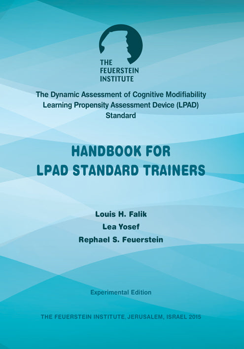 Handbook for LPAD Standard Trainers