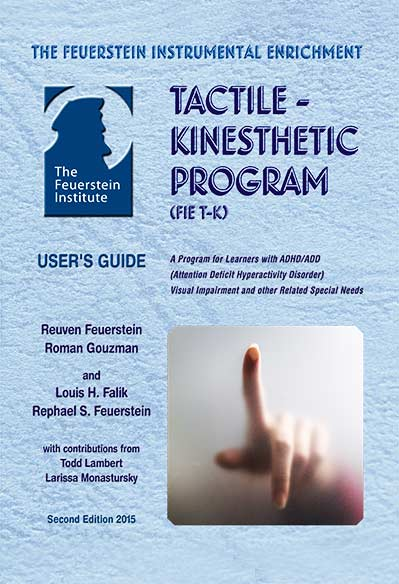 Tactile Kinesthic Program User's guide