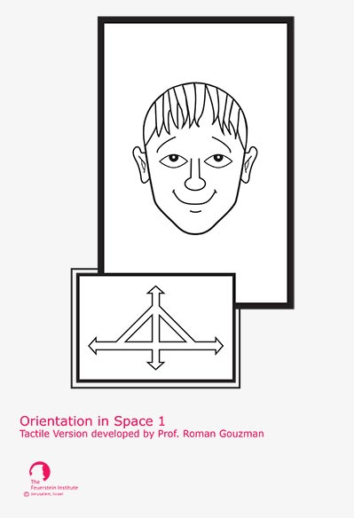 Tactile - Orientation in space 1