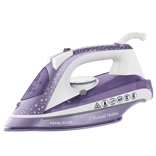 Russell Hobbs Pearl Glide Steam Iron Item | 23974