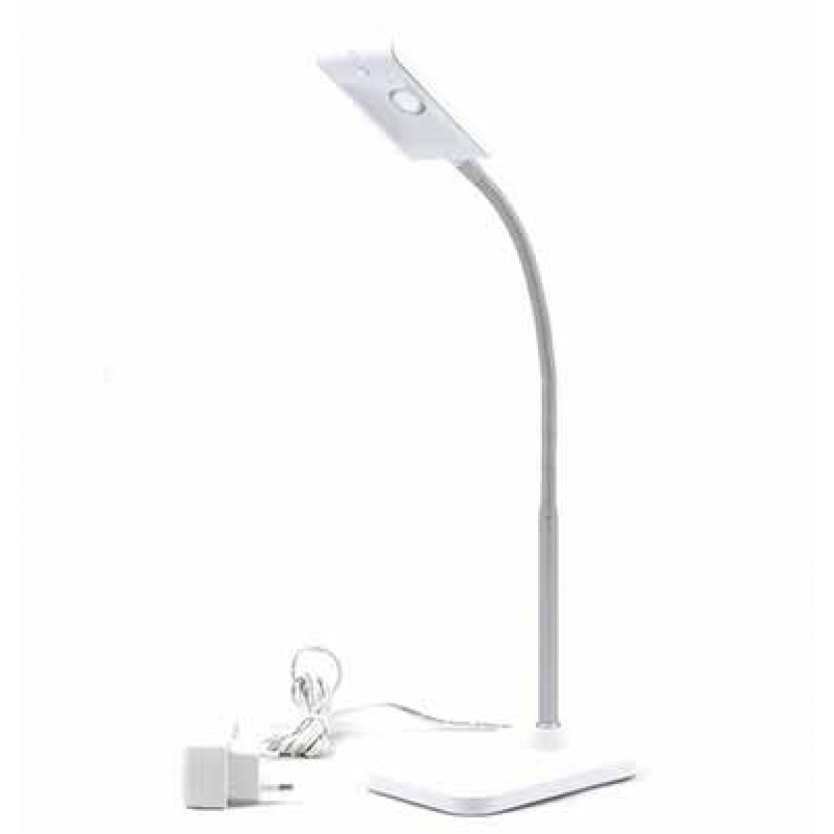 V-TAC 3.6W LED DESK LAMP, WHITE | 8671