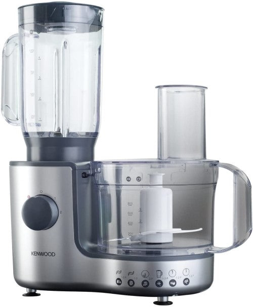 Kenwood  Compact Food Processor - Silver and Grey | FP195