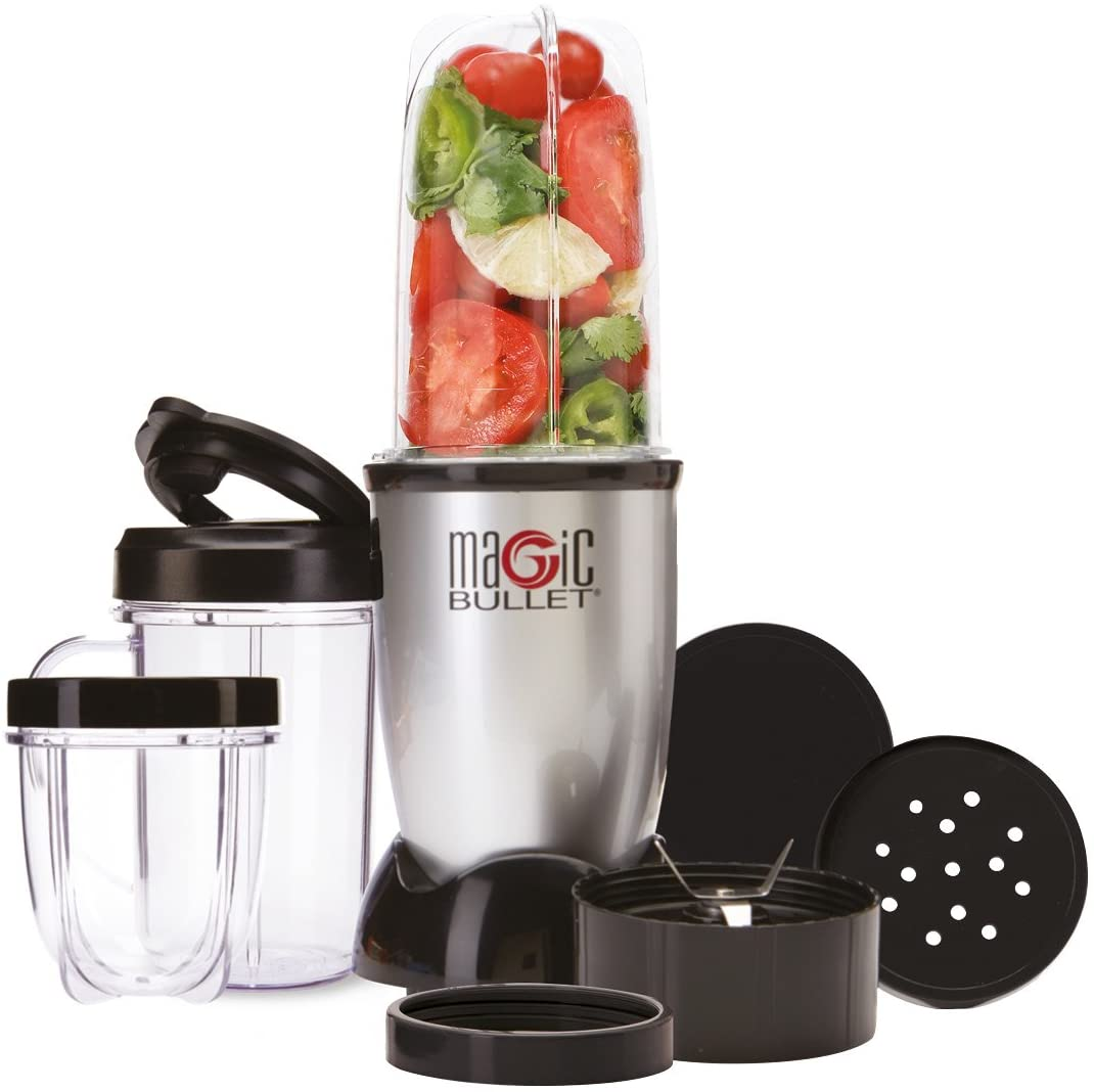 Magic Bullet (11 piece system) – Blender, Mixer & Food Processor | MBL11
