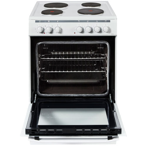 Nordmende 60cm Freestanding Electric Cooker, White | CSE63WH
