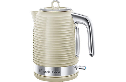 Russell Hobbs Inspire Electric Kettle, Cream | 24364