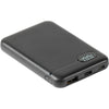 VIVANCO Power Bank with LCD display and adapter cable, 5.000mAh | 60082