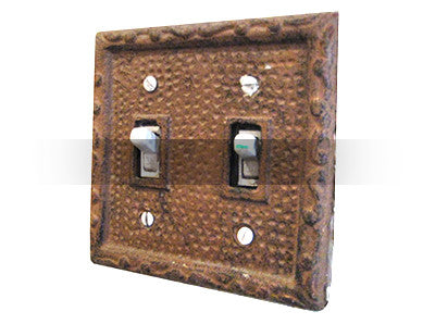 Cast Iron Switch Plates