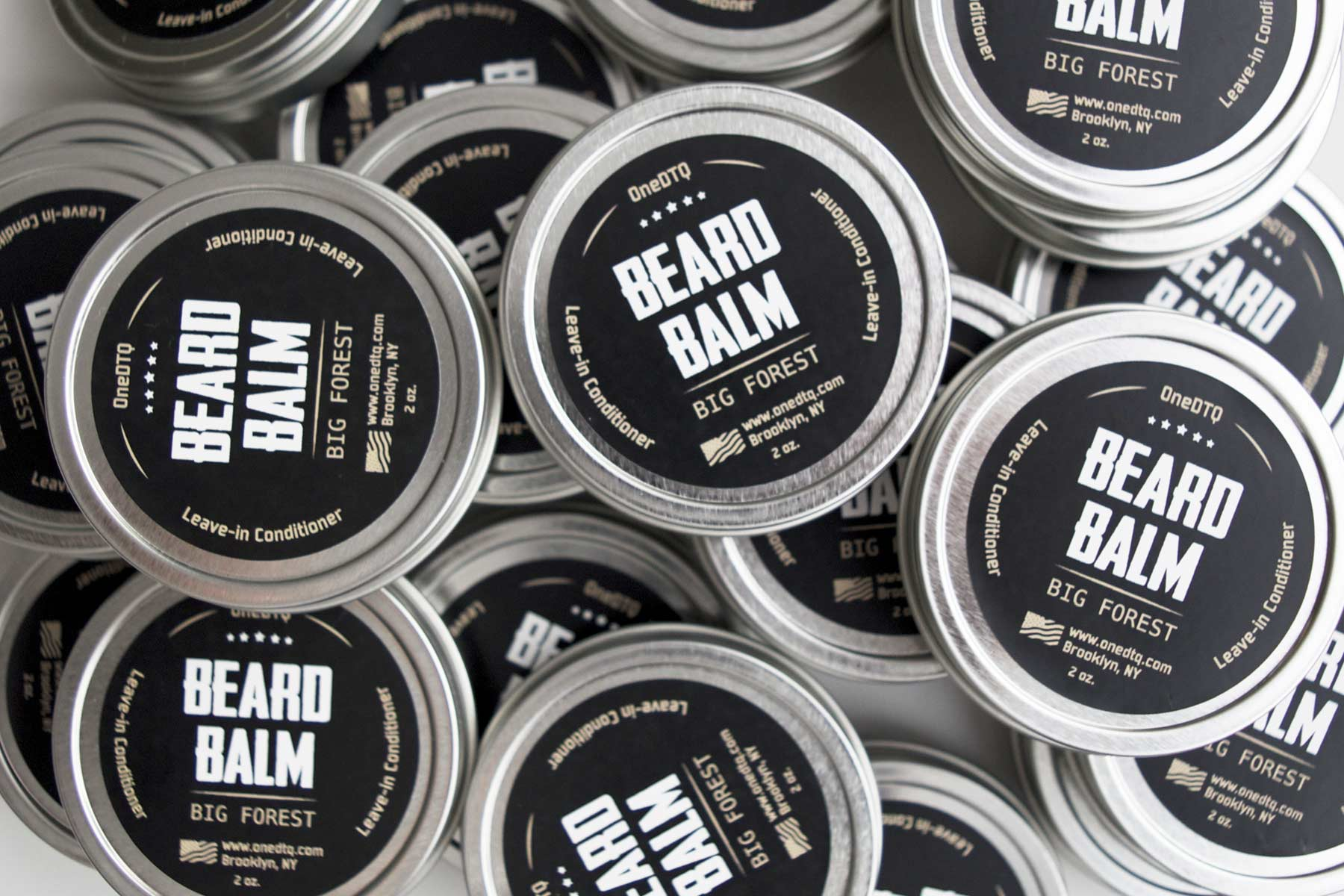 Big Forest Beard Balm - Inventory Day